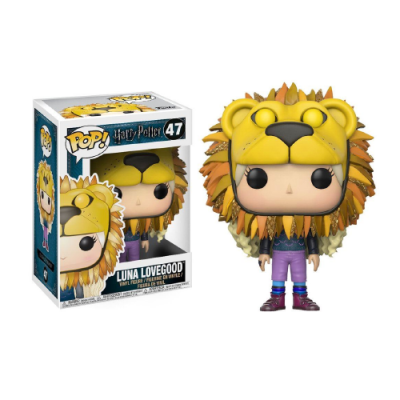 POP Luna Lovegood Harry Potter - Double Project