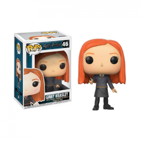 POP Ginny Weasley Harry Potter - Double Project