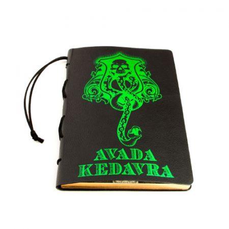 Cuaderno Diario Avada Kedavra - Double Project