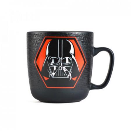 Taza efecto metálico Darth Vader - Double Project