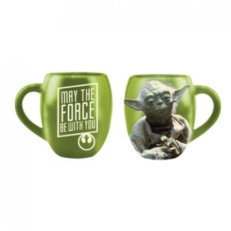 Taza Yoda Star Wars Cerámica - Double Project