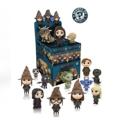 Harry Potter Minifiguras Mistery Funko - Double Project