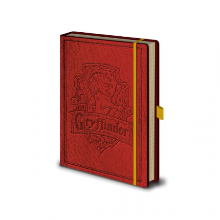 Cuaderno Gryffindor A5 Premium Harry Potter - Double Project