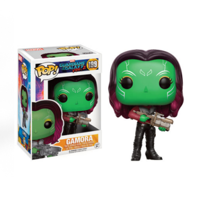 POP Gamora Guardianes de la galaxia - Double Project