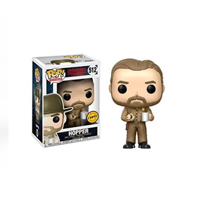 POP Hopper Chase Stranger Things - Double Project