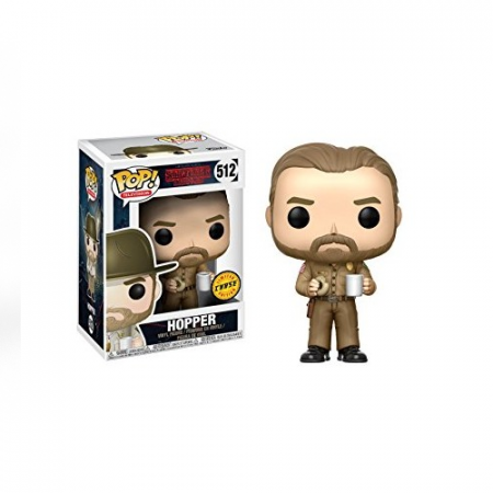 POP Hopper Stranger Things - Double Project