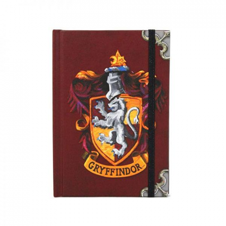 Cuaderno A6 Gryffindor Harry Potter | Double Project