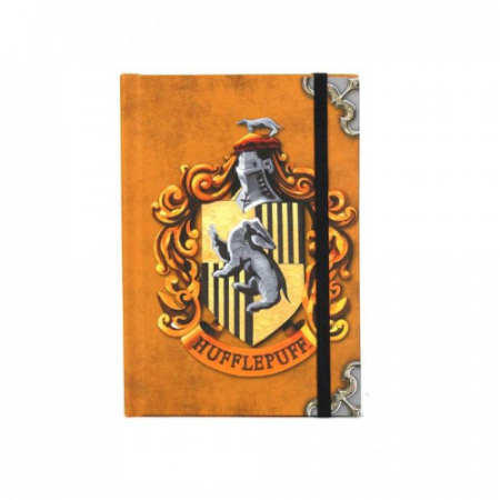 Cuaderno A6 Hufflepuff Harry Potter - Double Project