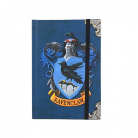 Cuaderno A6 Ravenclaw Harry Potter - Double Project
