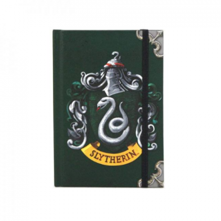 Cuaderno A6 Slytherin Harry Potter - Double Project