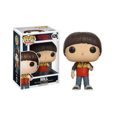 POP Will Stranger Things - Double Project