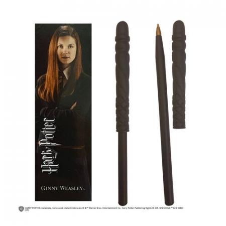 Bolígrafo y punto de libro Ginny Weasley - Double Project