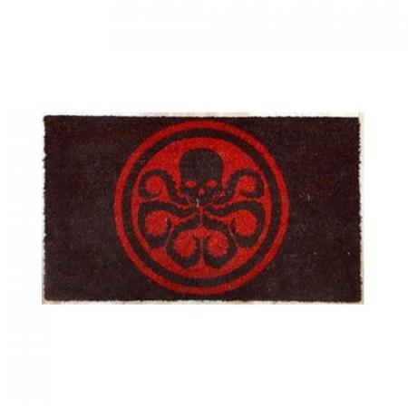 Felpudo Hydra logo Marvel - Double Project