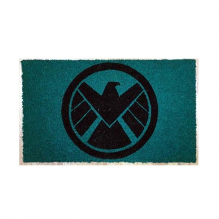 Felpudo Shield logo Marvel - Double Project
