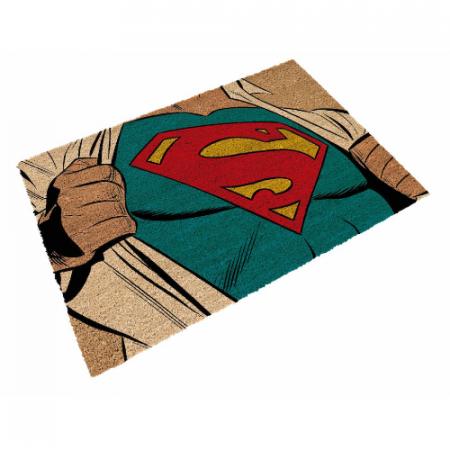 Felpudo Superman DC - Double Project
