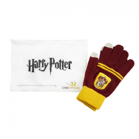 Guantes gryffindor Harry Potter - Double Project