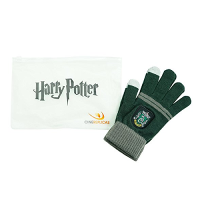 Guantes Slytherin Harry Potter - Double Project