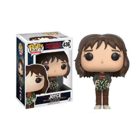 POP Joyce Stranger Things - Double Project