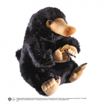 Peluche Niffler Animales Fantásticos - Double Project
