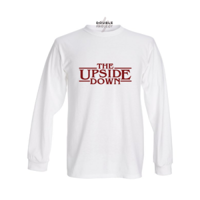 Camiseta The Upside Down - Double Project