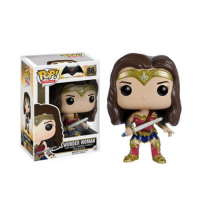 POP Wonder Woman - Double Project