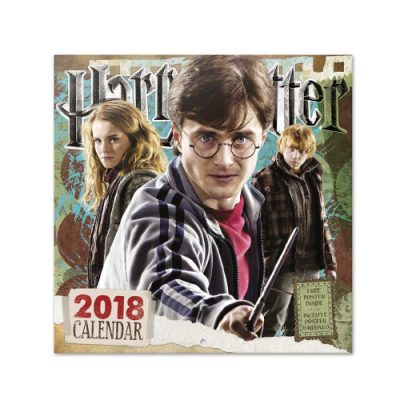 Calendario Harry Potter 2018 - Double Project