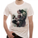 Camiseta Harley Quinn & Joker - Double Project