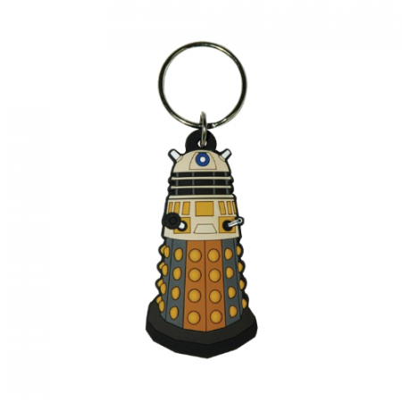 Llavero Dalek Doctor Who - Double Project