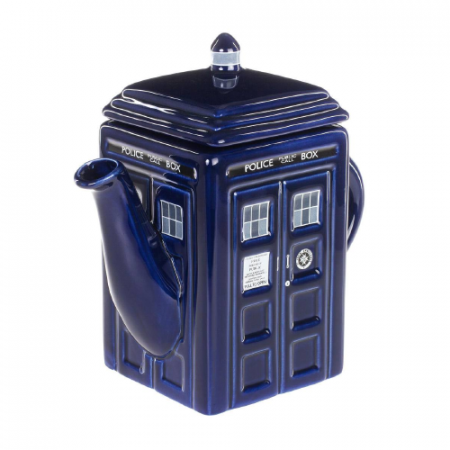 Tetera Tardis Doctor Who - Double Project