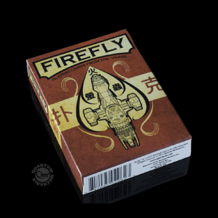 Firefly Baraja de Naipes Serenity - Double Project