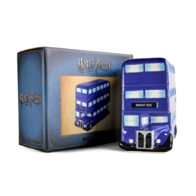 Hucha Knight Bus Harry Potter Autobus Noctámbulo - Double Project