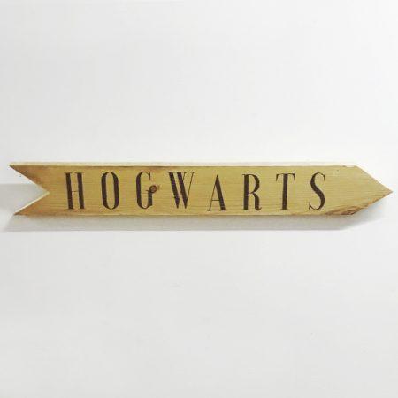 Señal Hogwarts indicador dirección - Double Project