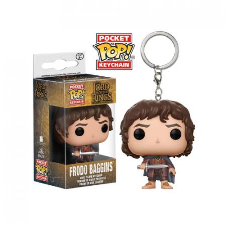 El señor de los anillos Pocket POP Frodo - Double Project