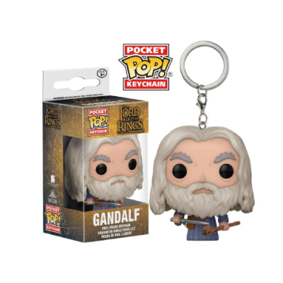 El señor de los anillos Pocket POP Gandalf - Double Project