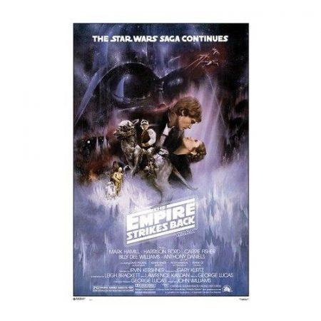 Maxi Poster Star Wars El Imperio Contraataca - Double Project