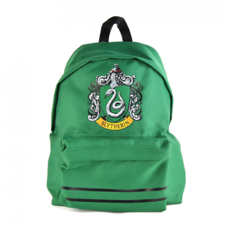 Mochila Slytherin Harry Potter - Double Project
