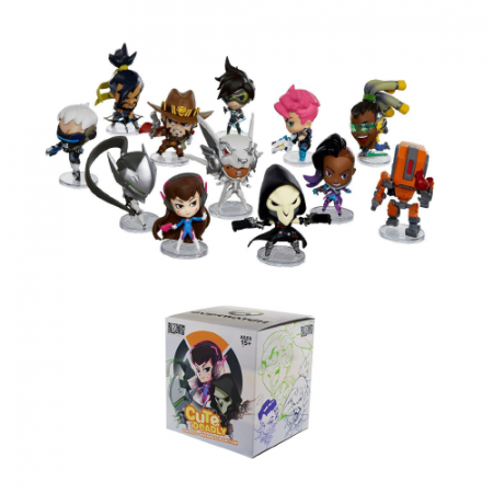 Overwatch Minifigura - Double Project