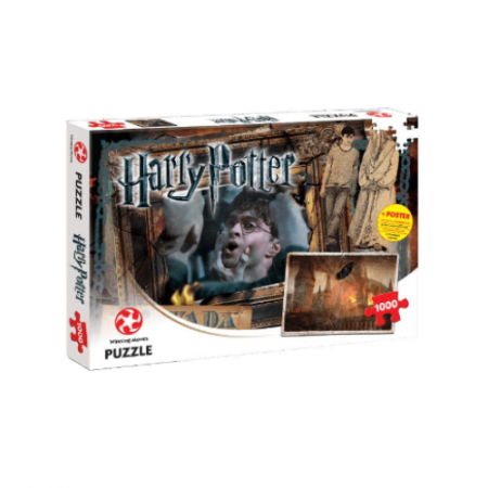 Puzzle Harry Potter Avada Kedavra - Double Project