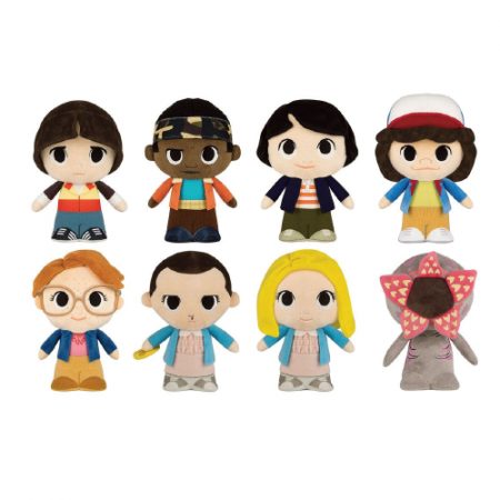 Stranger Things Peluches Super Cute - Double Project