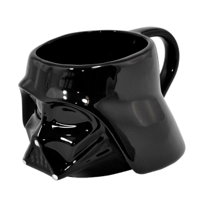 Taza cerámica 3d Darth Vader - Double Project