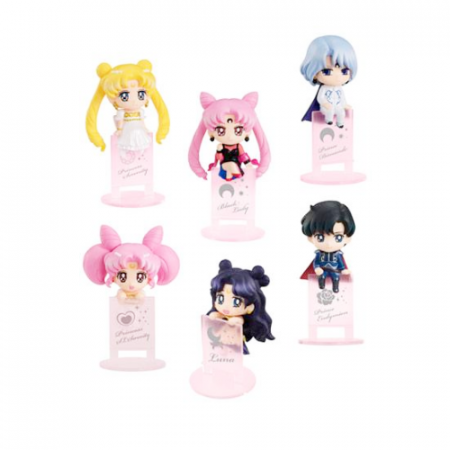 Sailor Moon Figurita sorpresa - Double Project