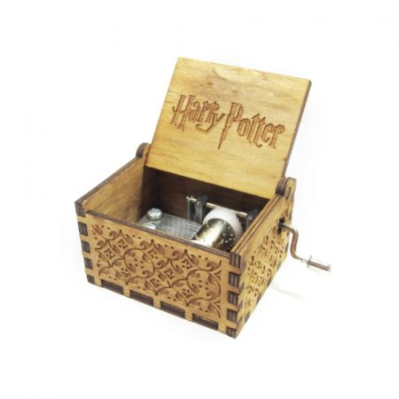 Caja música Harry Potter - Double Project