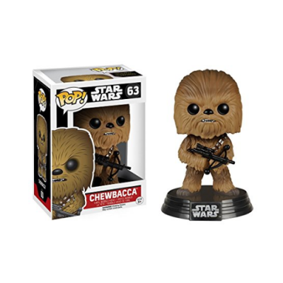POP Chewbacca Star Wars - Double Project