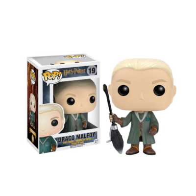 POP Draco Malfoy Quidditch Exclusive - Double Project
