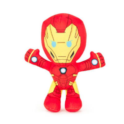 Peluche Iron man - Double Project