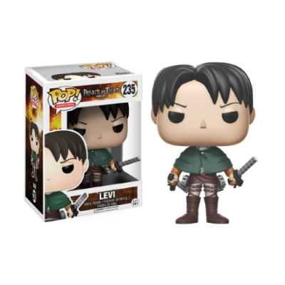 POP Levi Attack On Titan - DOuble Project