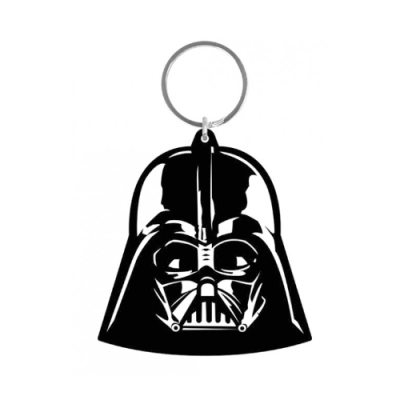 Llavero Darth Vader Caucho Star Wars - Double Project