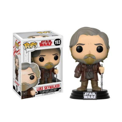 POP Luke Skywalker - Double Project