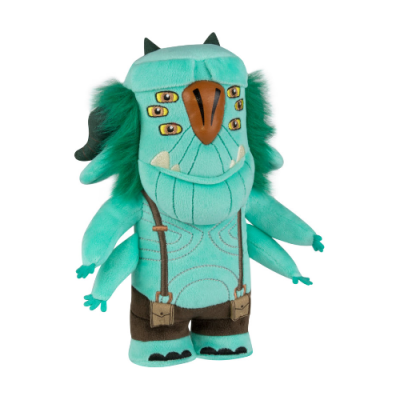 Peluche soft Trollhunters Blinkous - Double Project