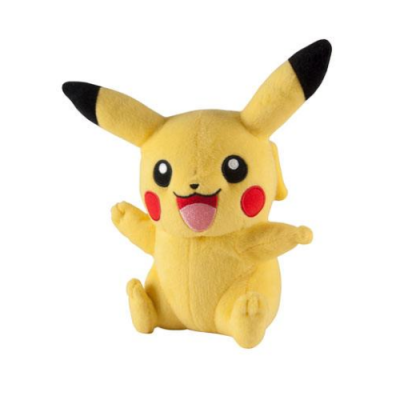 Peluche Pikachu Pokemon - Double Project